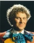Colin Baker as the Doctor Signed 10 x 8 Photograph #p27
